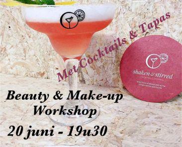 Beauty en Make-up workshop
